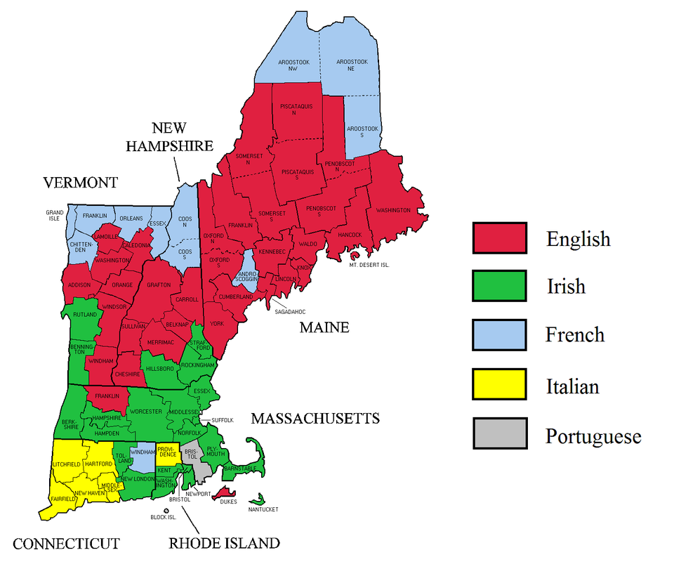 Geography And Climate New England Colonies